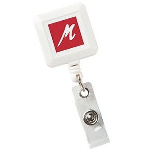 Square Secure-A-Badge™-Closeout