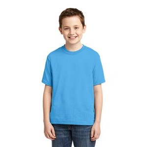 JERZEES® Youth Dri-Power® 50/50 Cotton/Poly T-Shirt