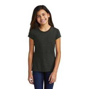 District® Youth Girl's Perfect Tri® Tee