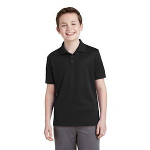 Sport-Tek® Youth PosiCharge® RacerMesh® Polo Shirt