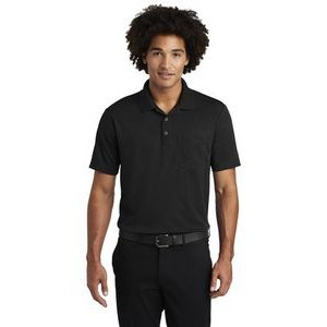 Sport-Tek® PosiCharge® RacerMesh® Pocket Polo