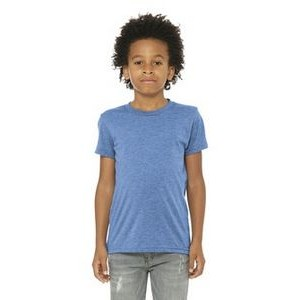 Bella+Canvas® Youth Triblend Short Sleeve Tee