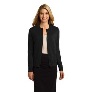 Port Authority® Ladies' Cardigan Sweater