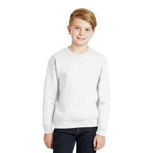 Jerzees® Youth 8 Oz. Crewneck Sweatshirt