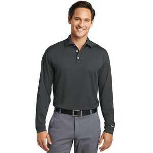 Nike Golf Tall Long Sleeve Dri-FIT Stretch Tech Polo Shirt