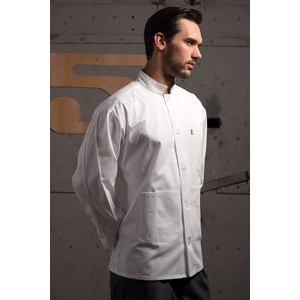 White Single Breasted Server Coat (XS-XL)