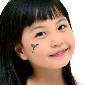 Hummingbird Temporary Tattoo