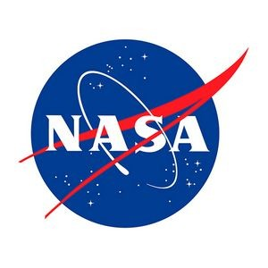 NASA Badge Temporary Tattoo
