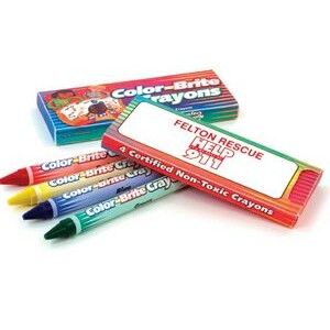 Color Brite Crayons (Spot Color)