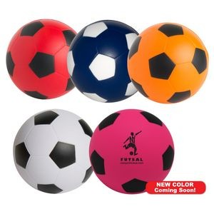 Soccer Ball Squeezies® Stress Reliever