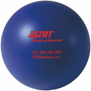 Blue Squeezies® Stress Reliever Ball