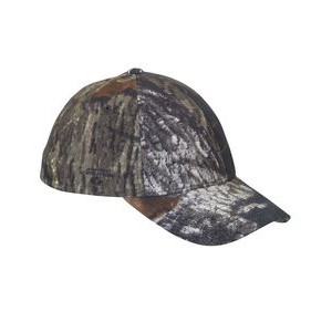 Yupoong Adult Mossy Oak® Pattern Camouflage Cap