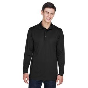 EXTREME Men's Eperformance? Snag Protection Long-Sleeve Polo