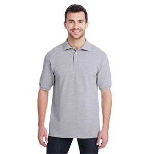 Jerzees Adult 6.5 oz. Premium 100% Ringspun Cotton Piqué Polo