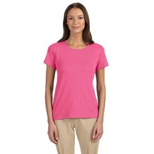 Devon and Jones Ladies' Perfect Fit? Shell T-Shirt
