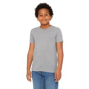 Color Image Apparel - Bella Youth Triblend Short-Sleeve T-Shirt