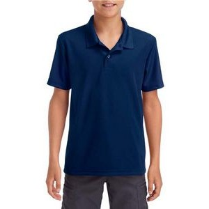 Gildan Performance® Youth 5.6 oz. Double Pique Polo