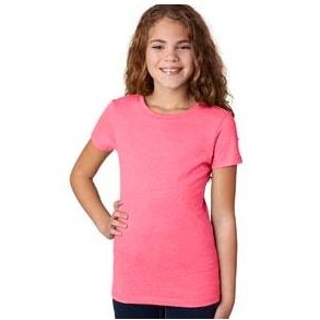 NEXT LEVEL APPAREL Youth Princess CVC T-Shirt