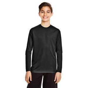 Team 365 Youth Zone Performance Long-Sleeve T-Shirt