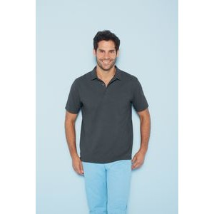 Gildan Adult 6.8 oz. Piqué Polo