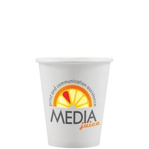 6 oz Paper Cup - White - Digital
