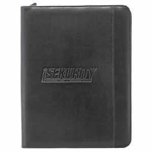 Whitney Tablet Computer Zipper Padfolio