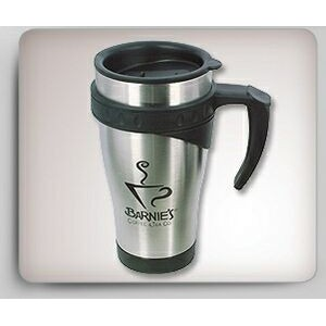 16 Oz. Volos Stainless Steel Thermal Mug