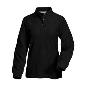 Tri-Mountain® Workwear Women's System Long Sleeve Cook Shirt