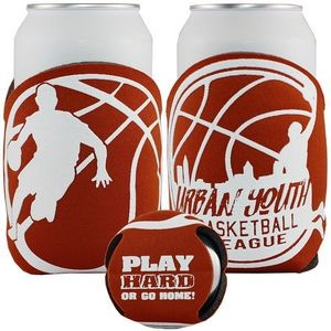 Beverage Holder - Circles of Advertising® (Basketball)