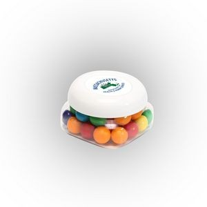 Gumballs in Sm Snack Canister