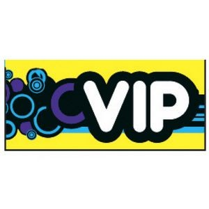 VIP Groove Strong Band Tyvek Wristband (Pre-Printed)