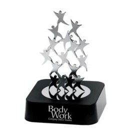 Dancer Magnetic Sculpture Block