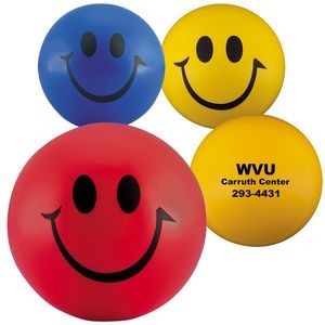 Smiley Face Stress Reliever