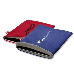 Polyester Fleece Tablet Sleeve