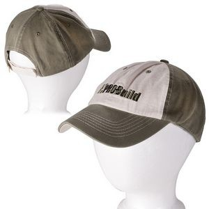 6 Panel Unstructured Hat