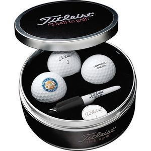 Titleist® Pro V1X® Collection Tin - Stock
