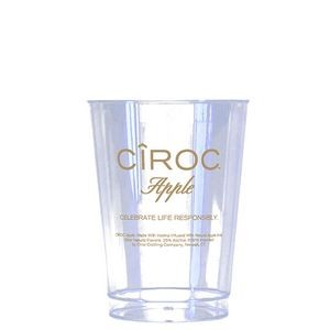 10 Oz. Tall Tumbler - Clear & Classic Crystal® Cups - The 500 Line