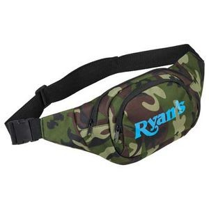 Camo Hunt Fanny Pack