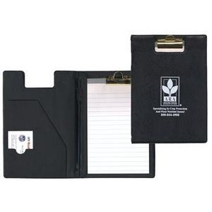 Deluxe Junior Clipboard w/ Executive Vinyl Colors