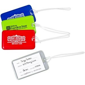Patent Luggage Tag