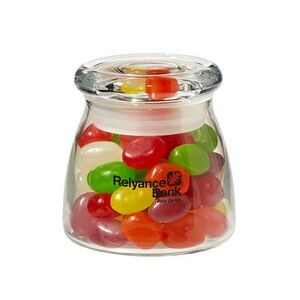 Vibe Glass Jar - Assorted Jelly Beans (4.5 Oz.)