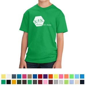 Port & Company® Youth Core Cotton T-Shirt