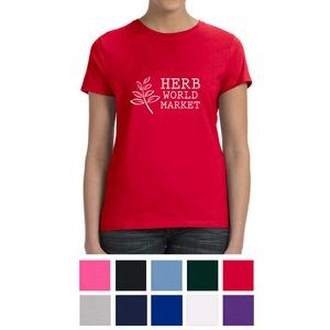 Hanes® Ladies' Nano-T® Cotton T-Shirt
