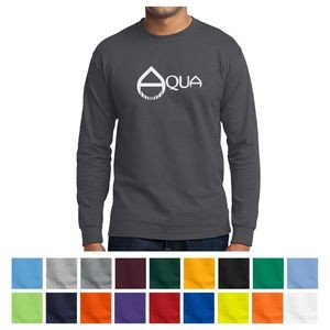 Port & Company® Long Sleeve Core Blend Tee