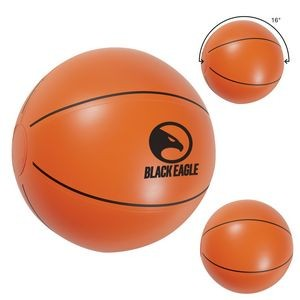 "16"" Basketball Beach Ball"