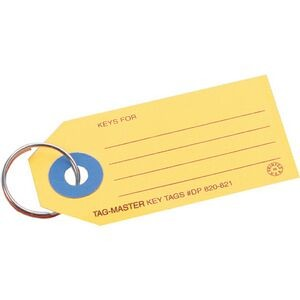 All Purpose Ident Tag w/ Ring