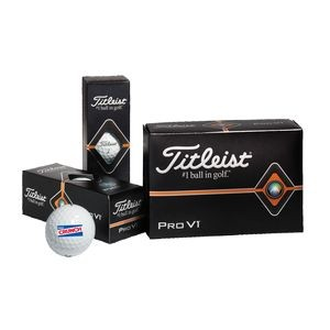 Titleist Pro V1 Half Dozen Factory Direct