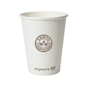 12 Oz. Compostable Paper Hot Cup (Grande Line)