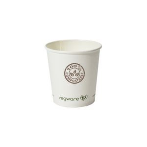 4 Oz. Compostable Paper Hot Cup (Petite Line)