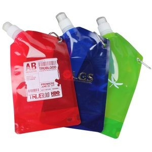 28 Oz. Collapsible Water Bottle